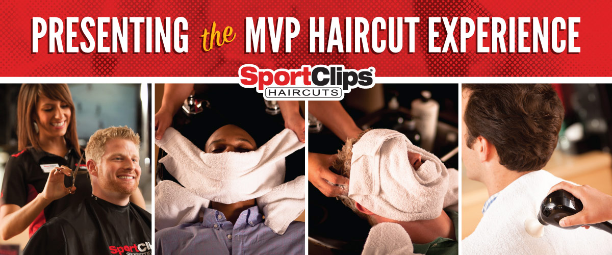 The Sport Clips Haircuts of Apple Valley  MVP Haircut Experience